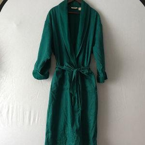 Victoria's Secret Green Robe Size P/S